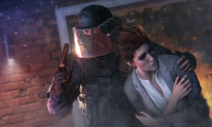 The hostage scenario is the most interesting way to play Rainbow Six: Siege