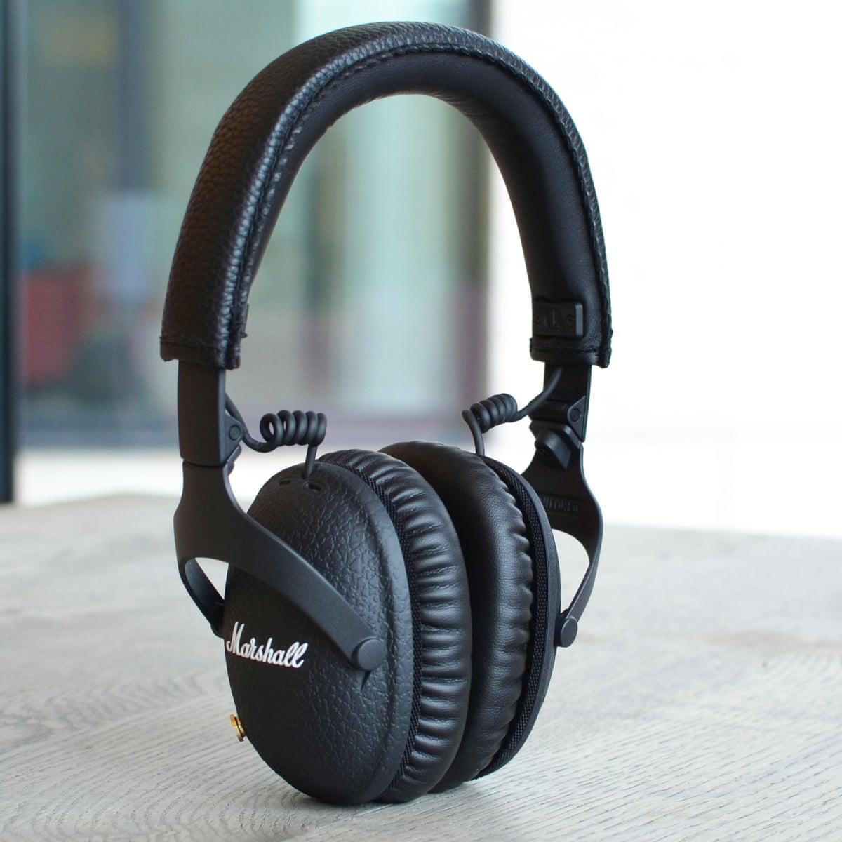 Marshall Monitor II ANC review: classic headphones gain noise