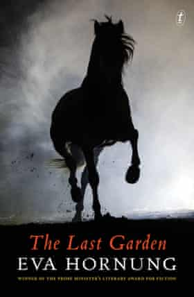 Cover image for The Last Garden by Eva Hornung