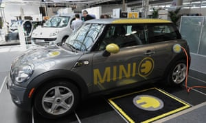 Carmakers' electric dreams depend on supplies of rare