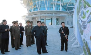 Official state media reports say it will act as an e-library for research produced by North Korean scientists. <br><br>