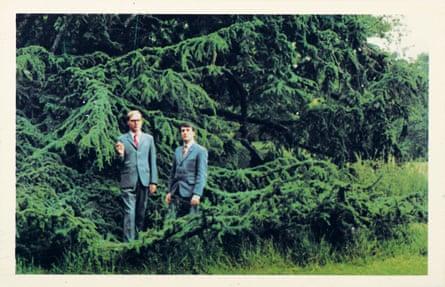 Gilbert and George, 1972.