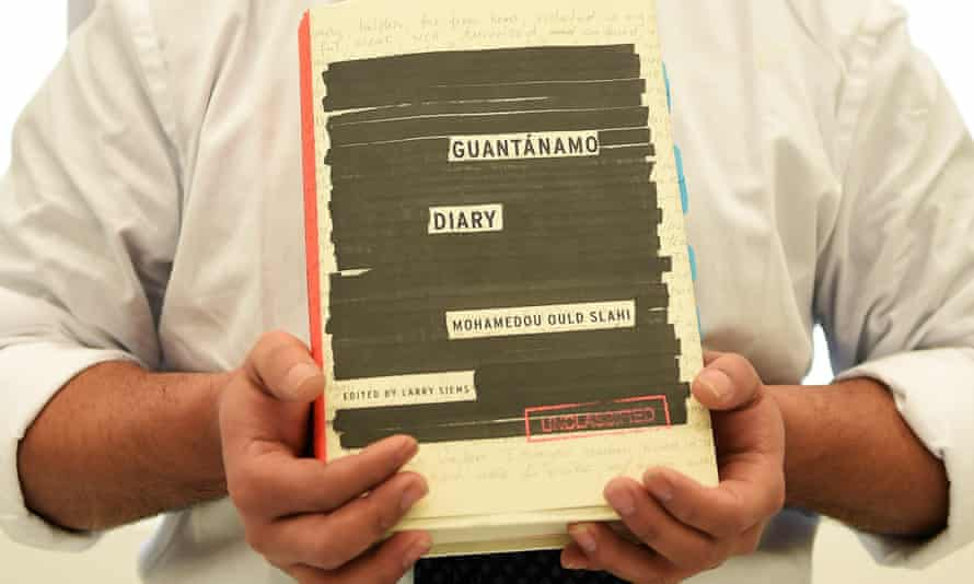 Mohamedou Ould Slahi has told the story of his captivity Guantánamo Diary.