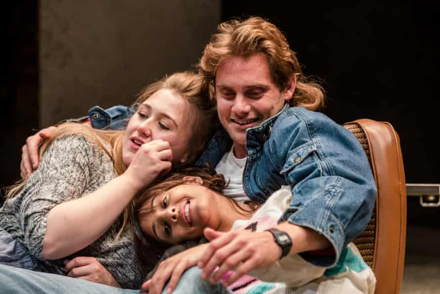 Unabashed pursuit of pleasure … Dunbar's play is without judgment.