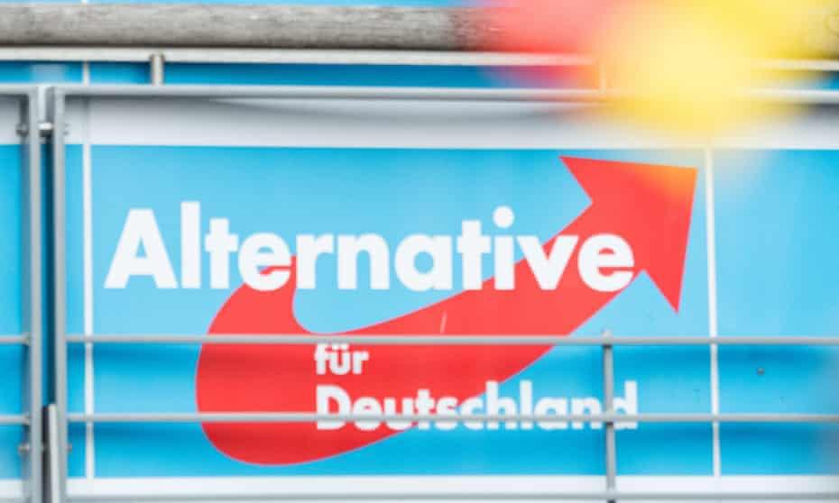 An Alternative für Deutschland  logo
