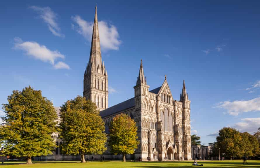 Salisbury Cathedral holds the best preserved copy of Magna Carta.