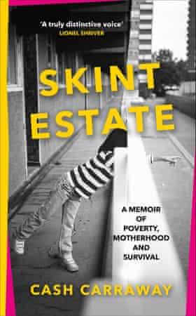 cash carraway skint estate by Penguin Random House