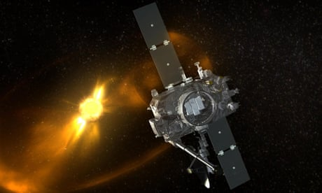 Lost Nasa spacecraft breaks silence after 22 months