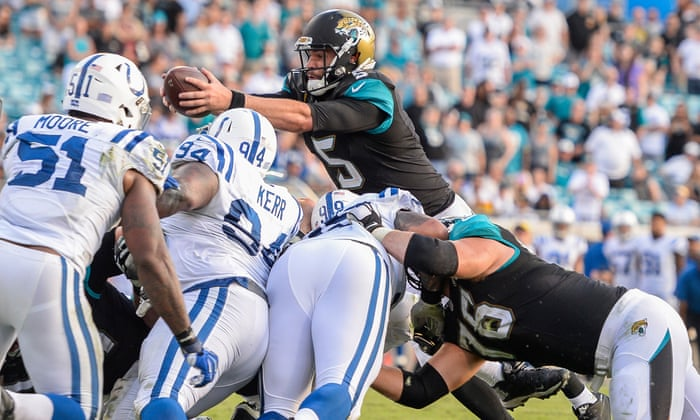 NFL weekend preview: Jags to top Falcons, and Colts short on