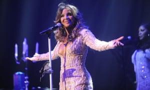Toni! Toni! Toni!: La Braxton performs in 2016.