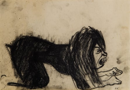 Dog Woman, 1952.