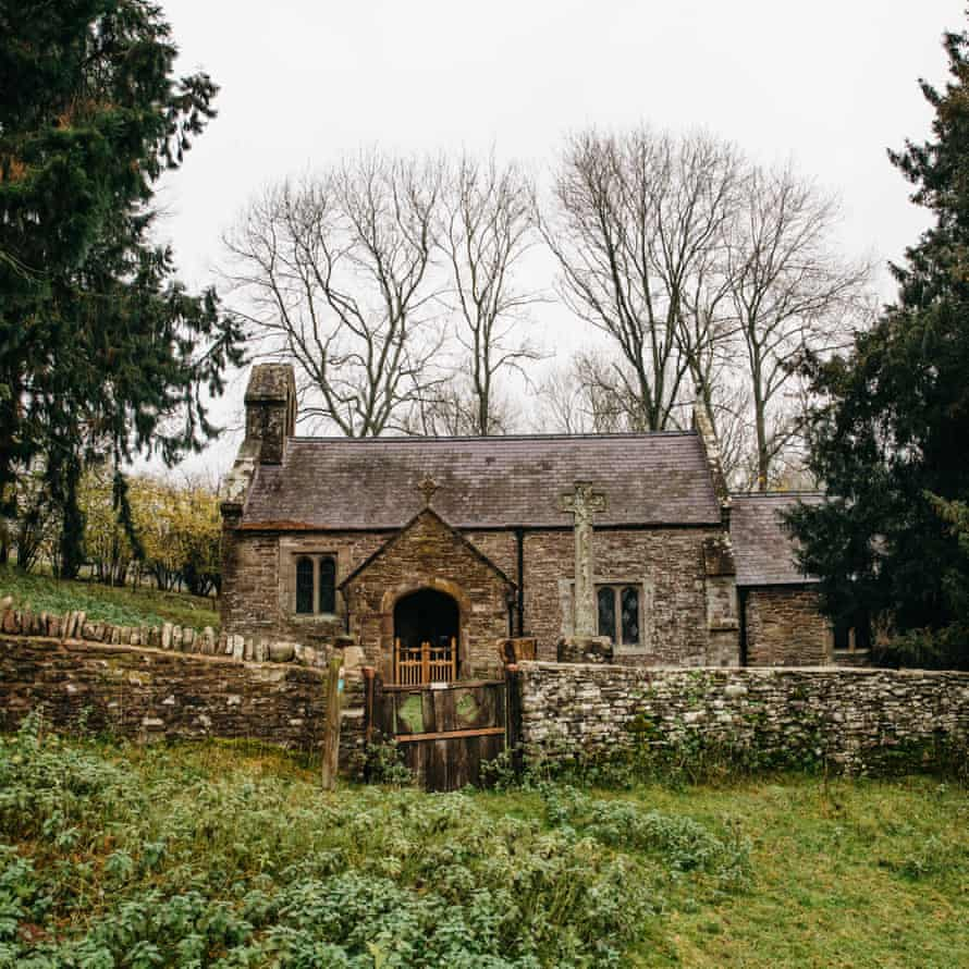 St Peter's, Llancillo, Herefordshire