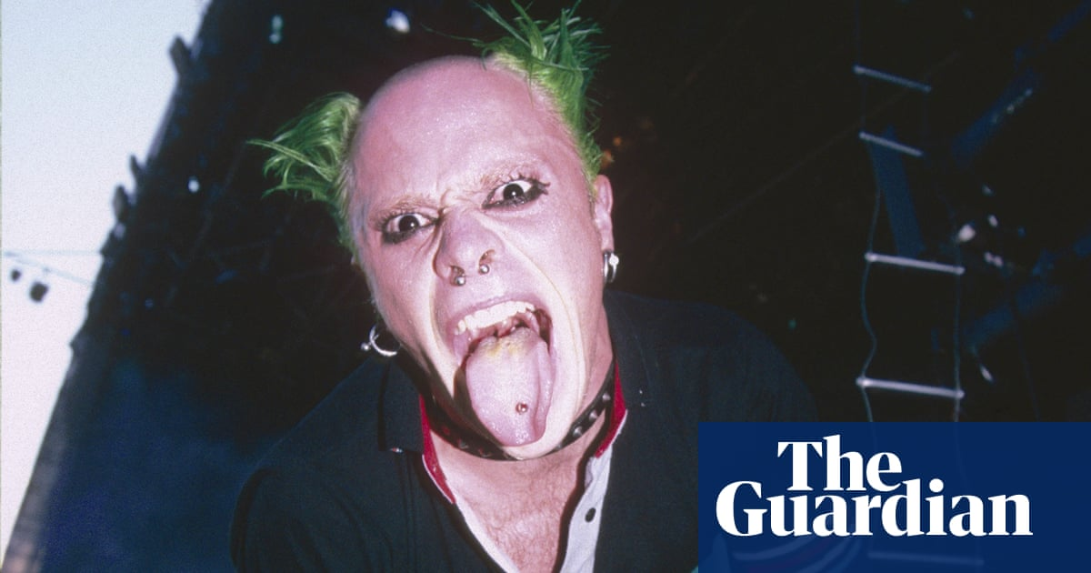 Both human pogo and giddy rottweiler': Keith Flint's five