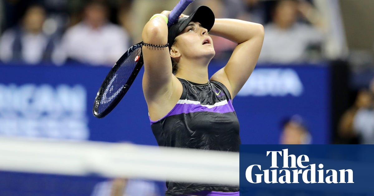 Bianca Andreescu shows taste for fight in US Open quarter-final win