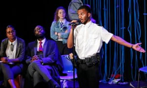 Undeniably fun … F Off, written by Tatty Hennessey and devised with the NYT cast.