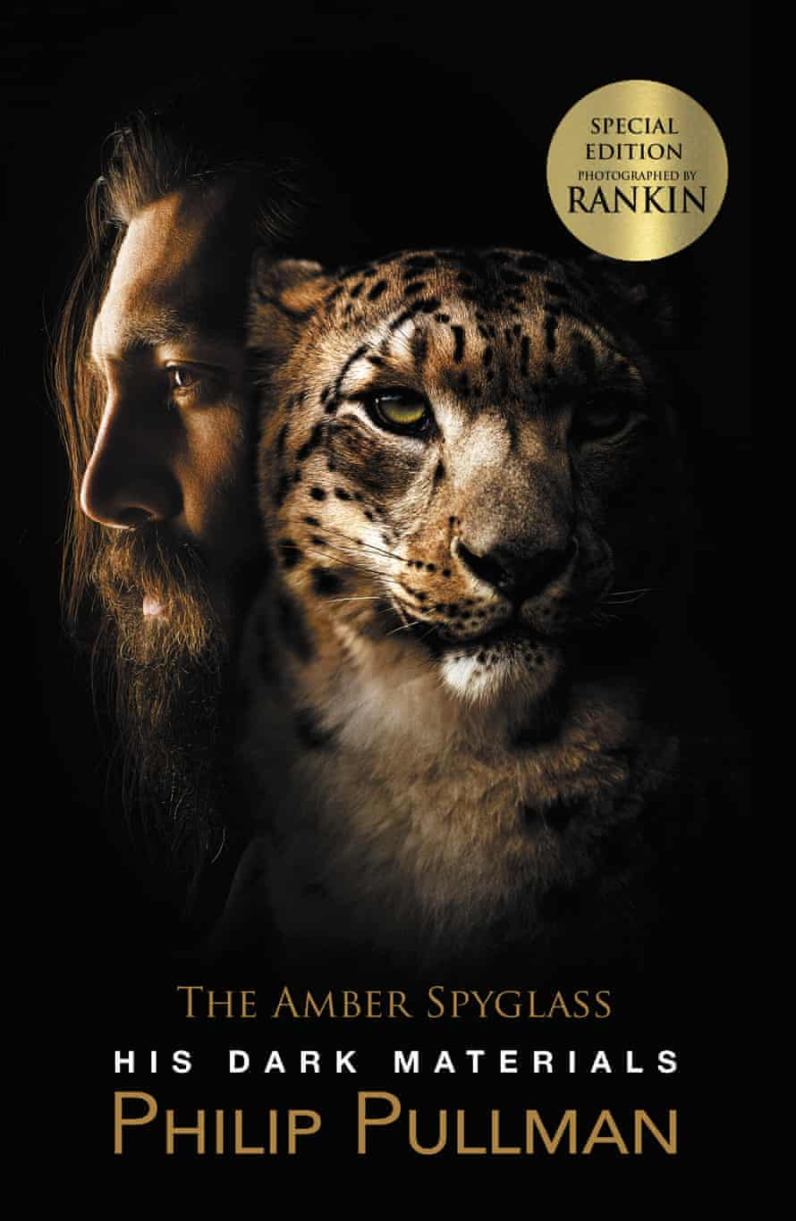 Rankin's cover for The Amber Spyglass