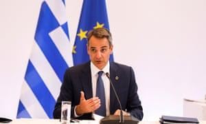 Greek prime minister Kyriakos Mitsotakis replaced Vassilis Kikilias as health minister with Dr Mina Gaga