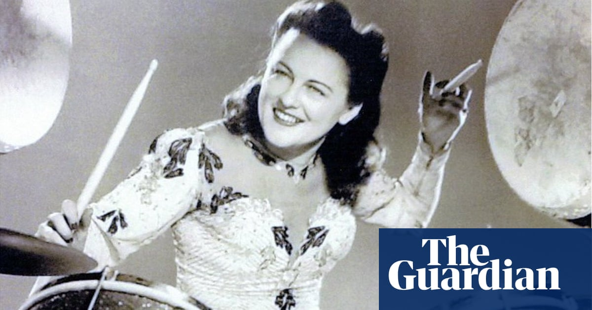 Viola Smith, pioneering swing and big band drummer, dies aged 107