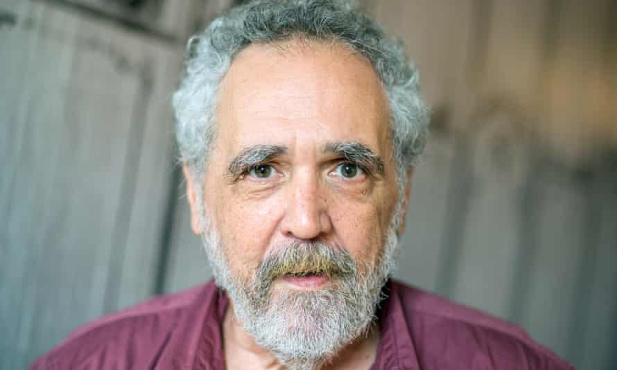 Moral authority … Barry Crimmins.