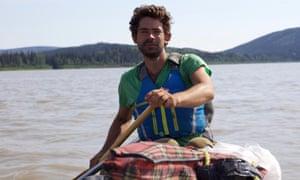 Adam Weymouth on his journey along the Yukon.
