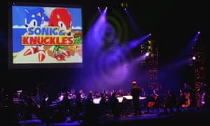 Video Games Live at Hammersmith Apollo, London, in 2006.