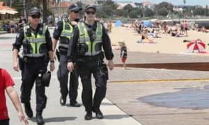 dating police australia