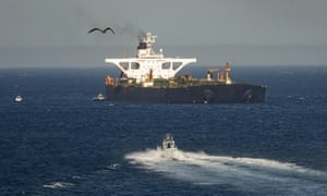 A supertanker