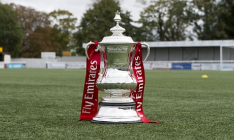 FA Cup first-round draw – as it happened