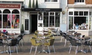 Henley Street Tea Rooms, Stratford-upon-Avon