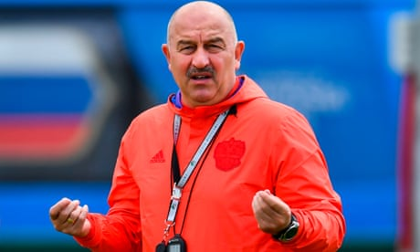 How Stanislav Cherchesov weathered a storm to raise Russia's game | Andrew Roth
