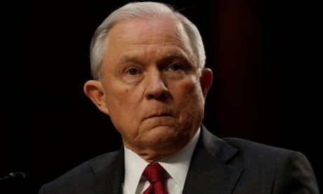 Jeff Sessions: a poor, misunderstood man exempt from normal rules
