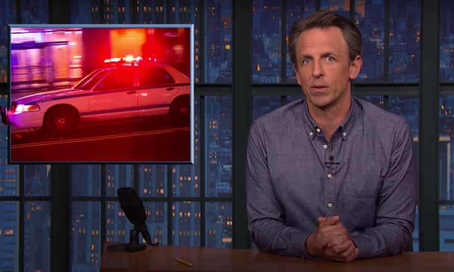 Seth Meyers: 'True justice would mean George Floyd would still be alive today. True justice would mean black people no longer having to live in fear of being killed by police.'