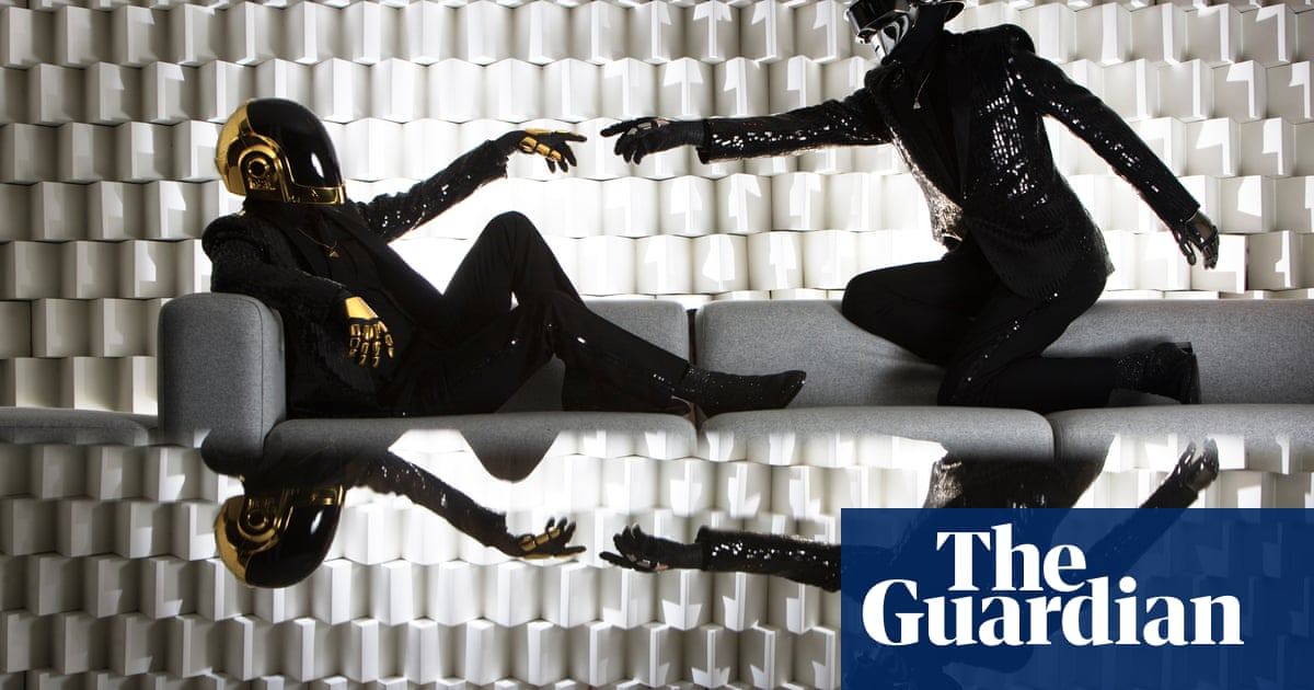 They left an indelible mark on my psyche: how Daft Punk pushed pop forward