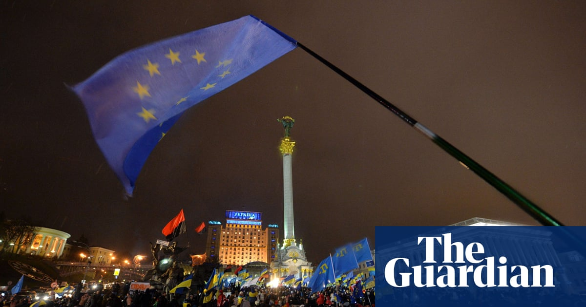 Eu Leaders Try To Salvage Ukraine Deal World News The Guardian