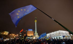 protests in kiev 2013 after ukrainian government scrapped an eu political and trade accord photograph sergei supinskyafpgetty images