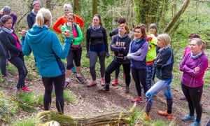 Element Active Beginning Fell Running Course, Wales