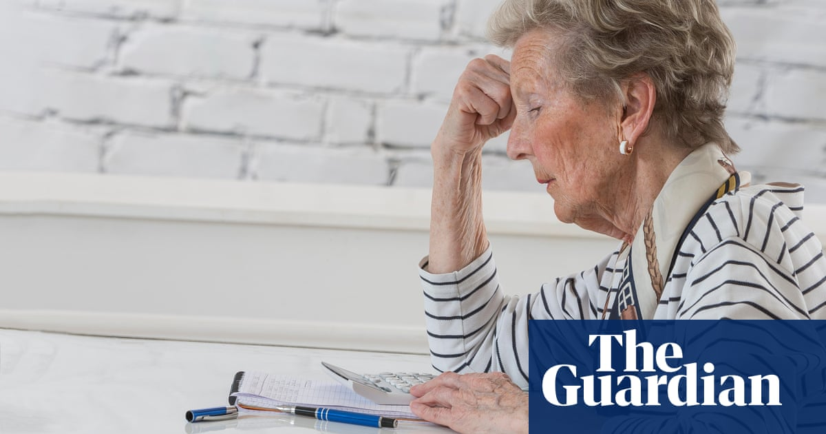 Together Energy bill for £3,700 is keeping my elderly mum awake at night
