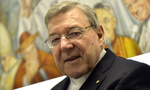 Cardinal George Pell in the Vatican