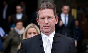 UK attorney general Jeremy Wright