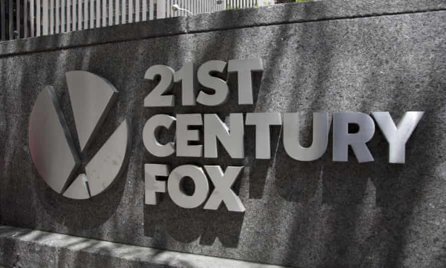 The 21st Century Fox logo