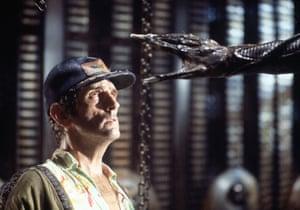 Harry Dean Stanton as Brett in Alien, 1979