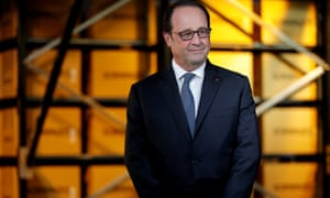 François Hollande made the comments during more than 60 interviews with two Le Monde journalists.