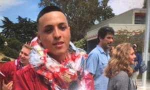 Sean Monterrosa was killed by Vallejo police last week.