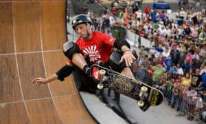 Tony Hawk lent his look to the Pro Skater series but also tested the games to ensure authenticity.
