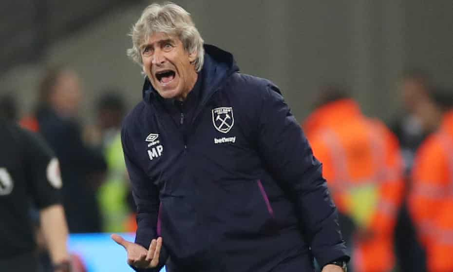 Manuel Pellegrini is expected to receive around £10m in compensation after his sacking.