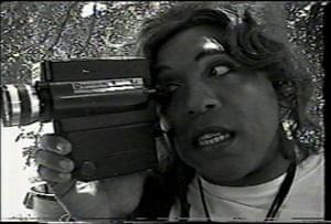Still from The White to Be Angry, 1999, Vaginal Davis