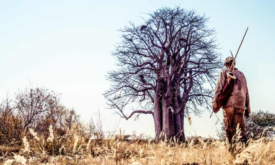 Ju/'hoansi hunters were expected to be almost apologetic when presenting their kill.