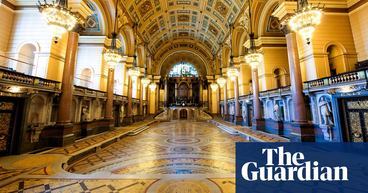 On The Tiles Liverpools Treasures Allowed To Shine In 2018