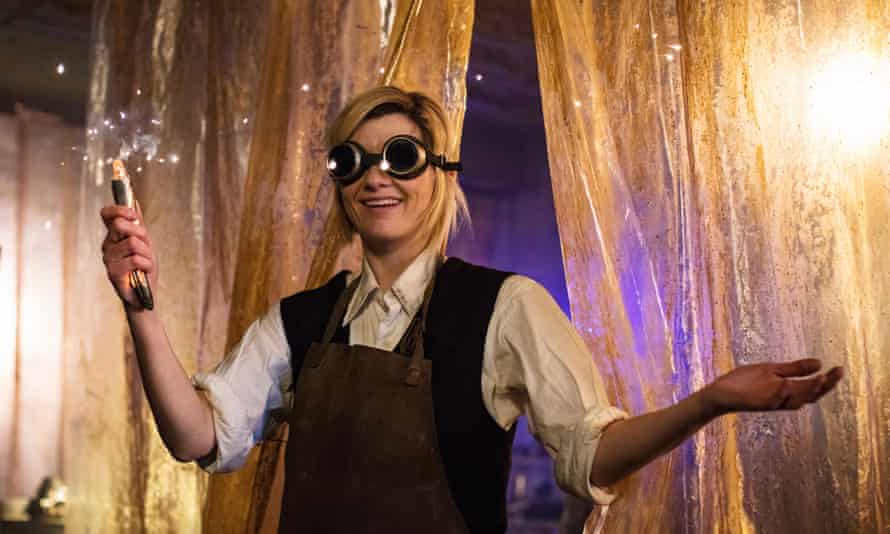 If the Doctor really cared, wouldn't she go back in time and save us?