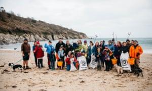 big spring clean uk charitys beach clearup  a photo essay  big spring clean uk charitys beach clearup  a photo essay